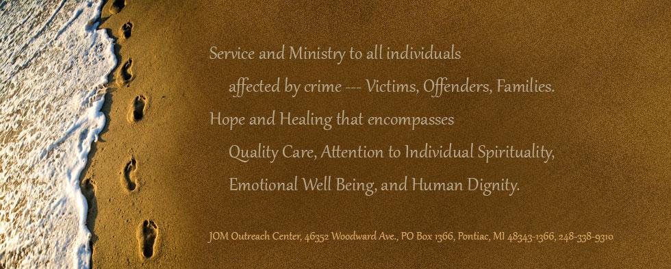 Jail & Outreach Ministry, Pontiac MI
